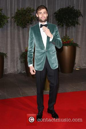 Douglas Booth - The EE British Academy Film Awards (BAFTA) 2015 Official After Party held at the Grosvenor House hotel...
