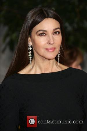 Monica Bellucci - The EE British Academy Film Awards (BAFTA) 2015 Official After Party held at the Grosvenor House hotel-...