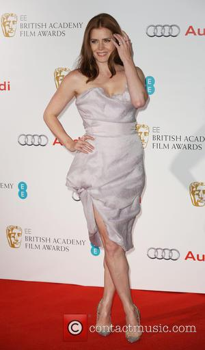 Amy Adams - Various stars of film and television were photographed as they arrived for the the EE British Academy...