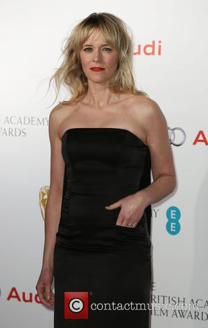 Edith Bowman - Various stars of film and television were photographed as they arrived for the the EE British Academy...