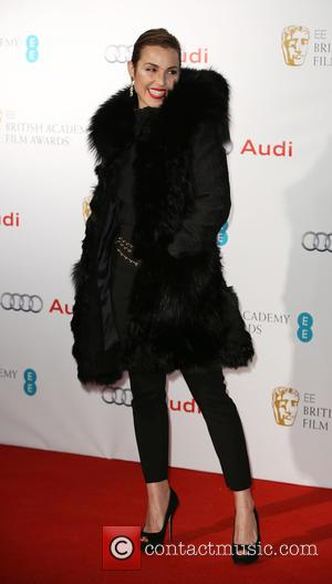 Noomi Rapace - Various stars of film and television were photographed as they arrived for the the EE British Academy...