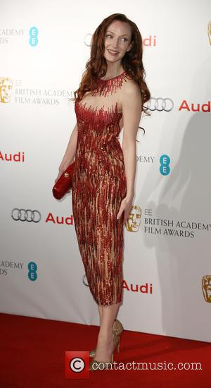 Olivia Grant - Various stars of film and television were photographed as they arrived for the the EE British Academy...