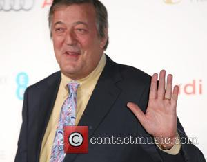 Stephen Fry Registered Fake Wedding Date