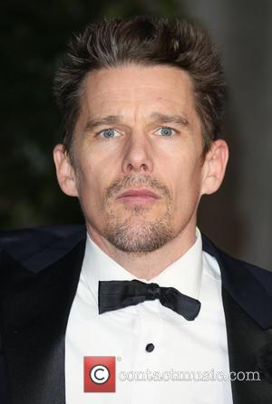 Ethan Hawke - The EE British Academy Film Awards (BAFTA) 2015 Official After Party held at the Grosvenor House hotel...