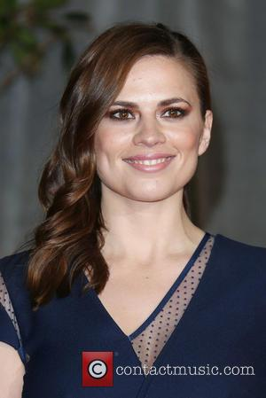 Hayley Atwell - The EE British Academy Film Awards (BAFTA) 2015 Official After Party held at the Grosvenor House hotel...