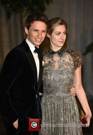 Eddie Redmayne and Hannah Bagshawe - A host of stars were photographed as they attended the EE British Academy of...
