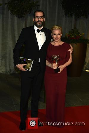 Patricia Arquette and Guest - A host of stars were photographed as they attended the EE British Academy of Film...