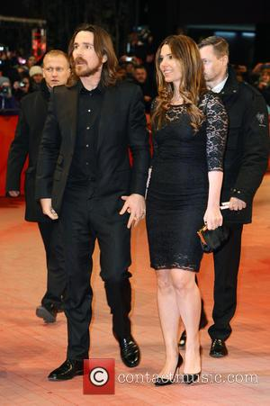 Christian Bale and Sibi Blazic - 65th Berlin International Film Festival (Berlinale) - Knight of Cups - premiere at Berlinale...