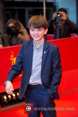 Milo Parker - 65th Berlin International Film Festival (Berlinale) - 'Mr. Holmes' premiere - Red Carpet Arrivals -  -...