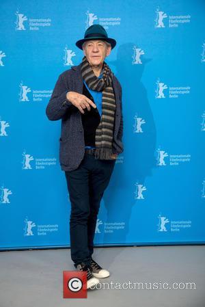 Ian McKellen - 65th Berlin International Film Festival (Berlinale) - 'Mr. Holmes' -Photocall -  - Sunday 8th February 2015