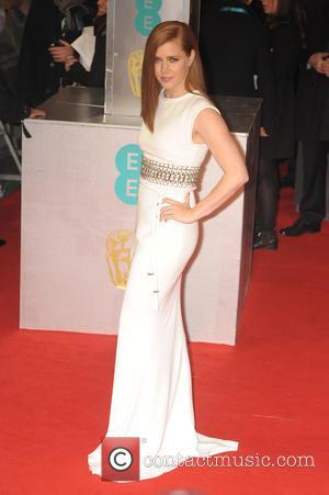 Amy Adams - the EE British Academy Film Awards held at The Opera House at British Academy Film Awards -...