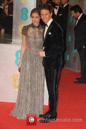 Eddie Redmayne - the EE British Academy Film Awards held at The Opera House at British Academy Film Awards -...