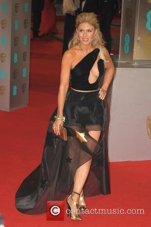 Hofit Golan - the EE British Academy Film Awards held at The Opera House at British Academy Film Awards -...