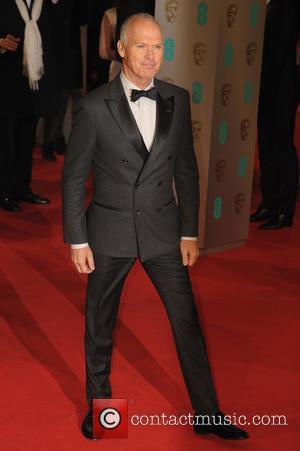 Michael Keaton - the EE British Academy Film Awards held at The Opera House at British Academy Film Awards -...