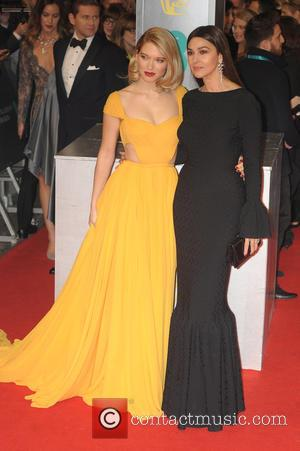 Monica Bellucci and Lea Seydoux