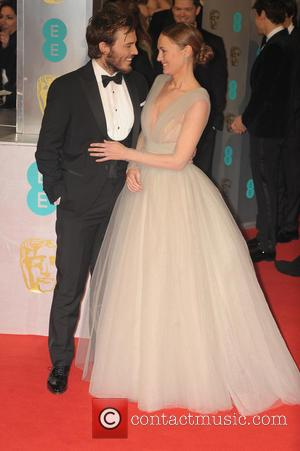 Sam Claflin and Laura Haddock - the EE British Academy Film Awards held at The Opera House at British Academy...