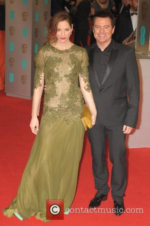 Sienna Guillory - Various stars of film and television were photographed on the red carpet as they arrived for the...