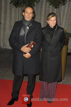 Alexandre Desplat and Dominique LeMonnier