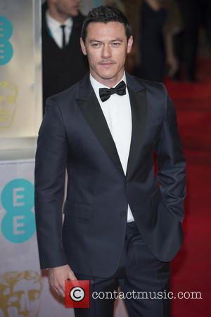 Luke Evans - The British Academy Film Awards (BAFTA) at Royal Opera House - Arrivals - London, United Kingdom -...