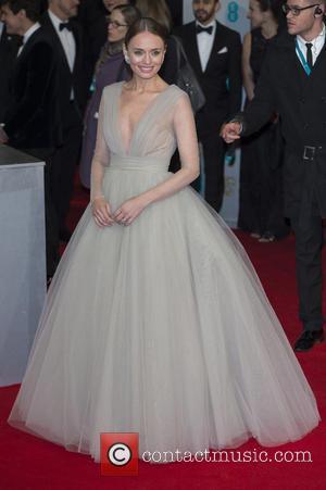 Laura Haddock - The British Academy Film Awards (BAFTA) at Royal Opera House - Arrivals - London, United Kingdom -...