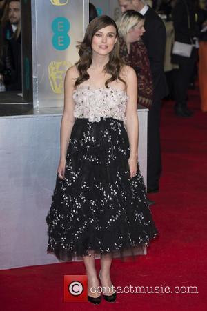 Keira Knightley - The British Academy Film Awards (BAFTA) at Royal Opera House - Arrivals - London, United Kingdom -...
