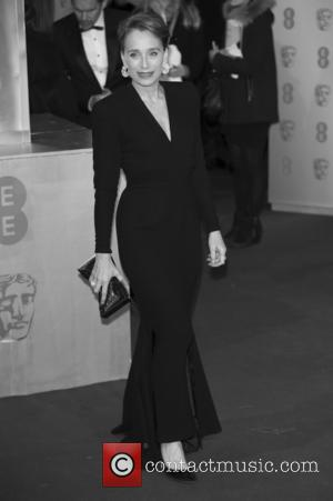 Kristin Scott Thomas - The British Academy Film Awards (BAFTA) at Royal Opera House - Arrivals - London, United Kingdom...