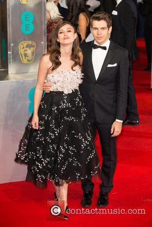 Keira Knightley and James Righton - Various stars of film and television were photographed on the red carpet as they...