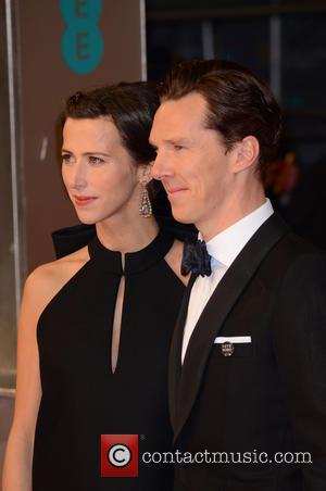 Benedict Cumberbatch and Partner