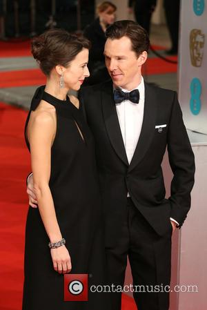 Sophie Hunter and Benedict Cumberbatch - Various stars of film and television were photographed on the red carpet as they...