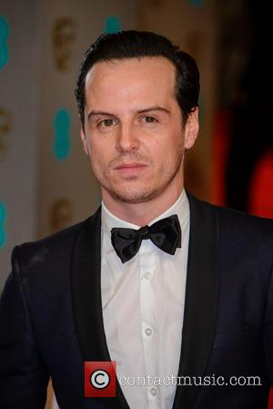 Andrew Scott - Various stars of film and television were photographed on the red carpet as they arrived for the...