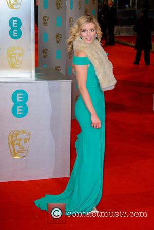 Rachel Riley - Various stars of film and television were photographed on the red carpet as they arrived for the...