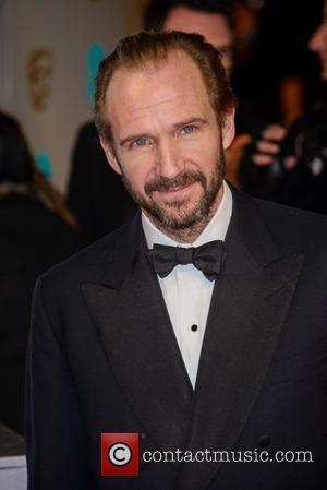 Ralph Fiennes - Various stars of film and television were photographed on the red carpet as they arrived for the...