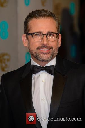 Steve Carell - Various stars of film and television were photographed on the red carpet as they arrived for the...
