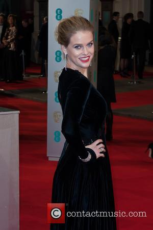 Alice Eve - EE British Academy Film Awards (BAFTA) at The Royal Opera House - Red Carpet Arrivals at Covent...