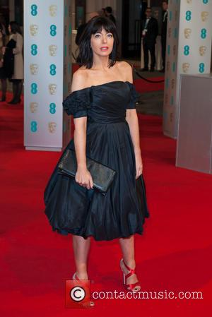 Claudia Winkleman - EE British Academy Film Awards (BAFTA) at The Royal Opera House - Red Carpet Arrivals at Covent...