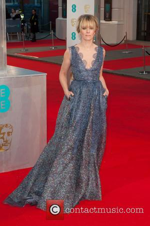 Edith Bowman - EE British Academy Film Awards (BAFTA) at The Royal Opera House - Red Carpet Arrivals at Covent...