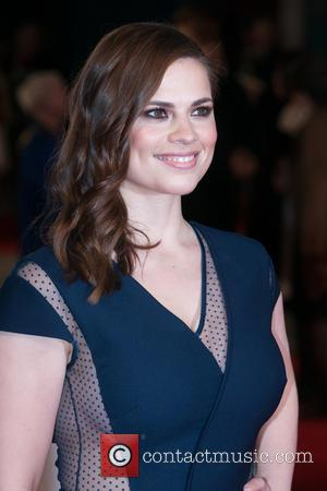 Hayley Atwell - EE British Academy Film Awards (BAFTA) at The Royal Opera House - Red Carpet Arrivals at Covent...