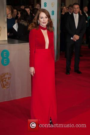 Julianne Moore - EE British Academy Film Awards (BAFTA) at The Royal Opera House - Red Carpet Arrivals at Covent...