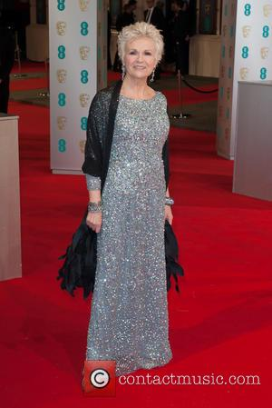 Julie Walters - EE British Academy Film Awards (BAFTA) at The Royal Opera House - Red Carpet Arrivals at Covent...