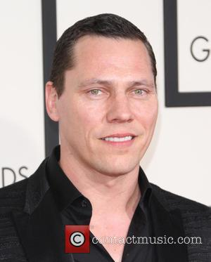 Tiesto - A variety of stars from the music industry all turned out in style to attend the 57th Annual...