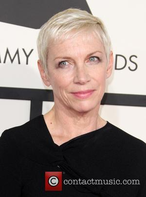 Annie Lennox - A variety of stars from the music industry all turned out in style to attend the 57th...