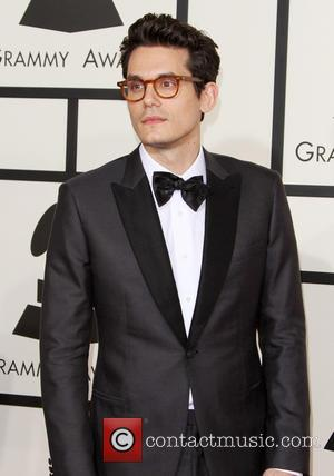 John Mayer - A variety of stars from the music industry all turned out in style to attend the 57th...