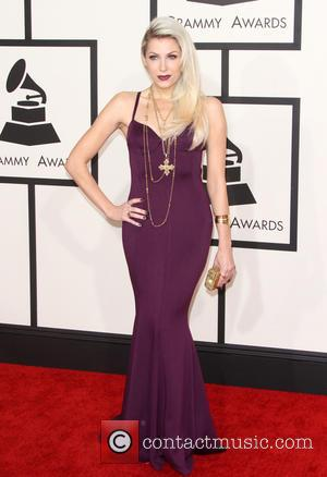Bonnie McKee - A variety of stars from the music industry all turned out in style to attend the 57th...