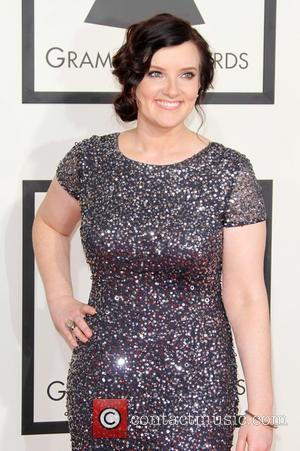 Brandy Clark - A variety of stars from the music industry all turned out in style to attend the 57th...