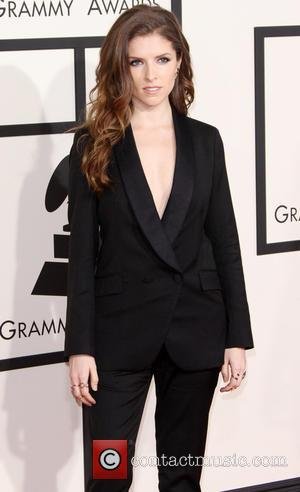 Anna Kendrick - 57th Annual GRAMMY Awards held at the Staples Center in Los Angeles. at Staples Center, Grammy Awards...