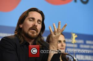 Christian Bale's Knee Injury Delays Production On The Deep Blue Good-by