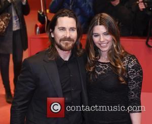 Christian Bale and Sibi Blazic - Celebrities attends the premiere for