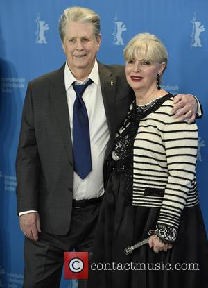 Brian Wilson and Melinda Wilson - Celebrities attends the photocall and press conference for Love and mercy in the Grand...