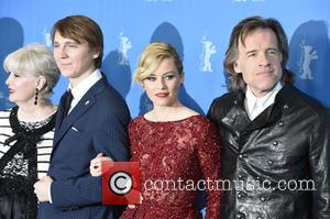 Marilyn Wilson-Rutherford, Paul Dano, Elizabeth Banks and Bill pohland