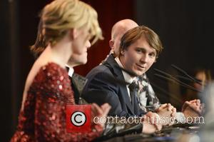 Paul Dano - Celebrities attends the photocall and press conference for Love and mercy in the Grand Hyatt Hotel. -...